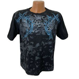 Redemption Beaded  t-shirt couture adult size L